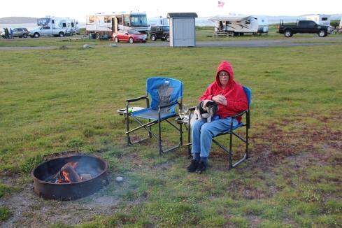 darla at campfire
